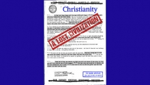 Christianity: A Lost Civilization