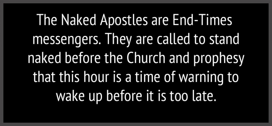 About the Naked Apostles